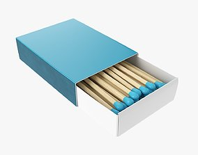 Matchbox 02 3D model