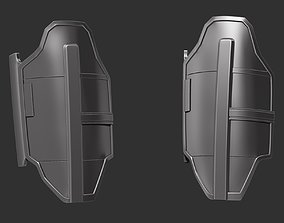 The Mandalorian Season 2 - 6 inch figure thigh 3D print