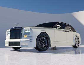 3D Rolls Royce Phantom VII
