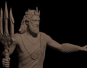 Poseidon hades 3D print model