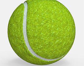 3D model Tennis Ball - PBR Game-Ready equipment