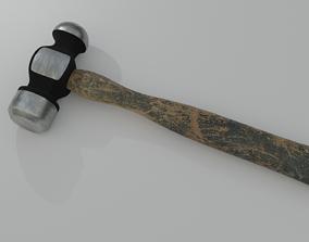 Hammer constructionequiment 3D