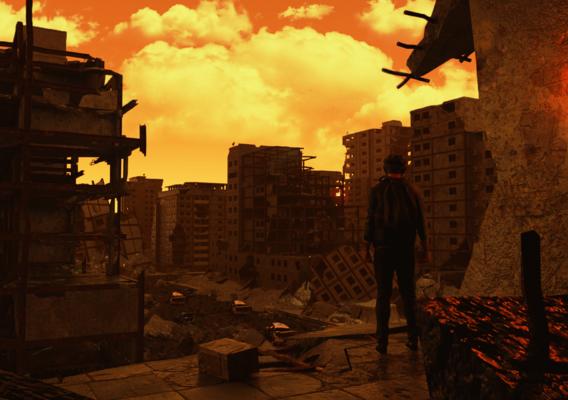 Post apocalypse