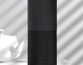 3D Amazon Echo Alexa