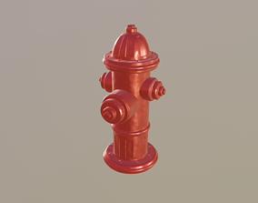 Fire Hydrant safe 3D