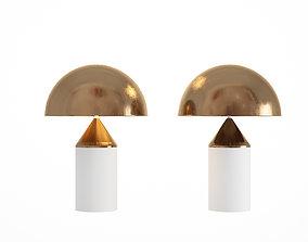 pen Modern desk lamp 3D