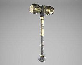 Hammer 3D model PBR