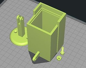 Security Camera 3D print model