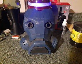 Enclave Recon Scout Armor Mask 3D printable model