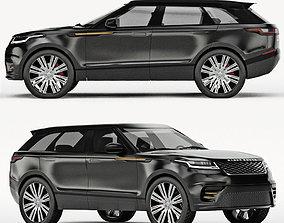 3D print model Range Rover Velar