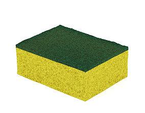 3D model Washing Sponge