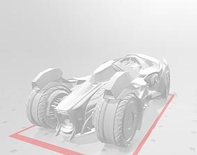 bat mobile prototype 3D print model