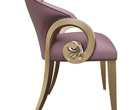 Christopher Guy Boutique Chair 3D model
