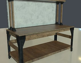 3D asset PBR Workbench