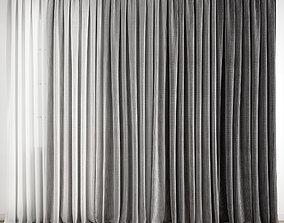 Curtain 220 3D model