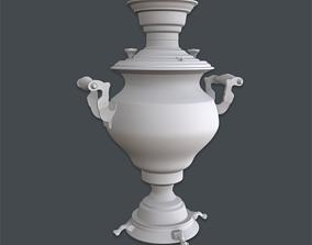 Samovar Base Mesh 3D model