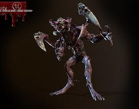 3D model DoomDemon1