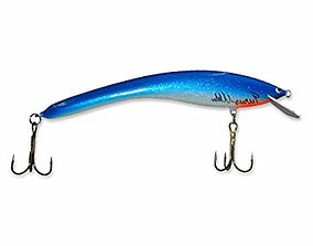 Fishing lure similar to the Turus Ukko 3D print model