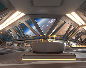 3D Showroom Level Kit Vol 7 VR / AR ready