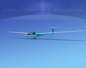 DG-400 15-Metre Motorglider V13 3D