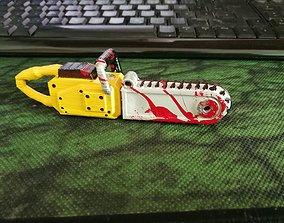 3D print model USB Chainsaw