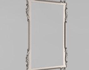 Frame for the mirror 3D printable model house