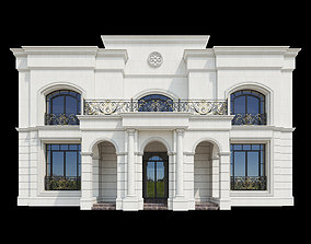 Classic Villa Design 004 3D