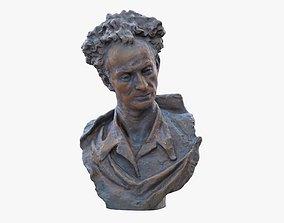 3D model Voronov Natan - Belarusian Soviet Artist