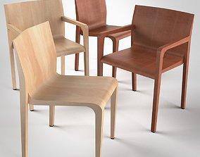 3D model Laleggera Chair Armchair