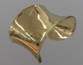 Cuff 1 3D asset