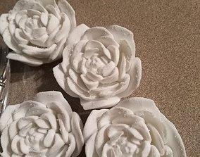rose Fab Mixer 3d Printable Rose - Natural Base
