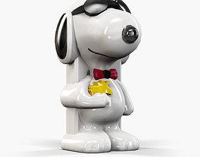 3D asset BB-mobile Dog cellphone