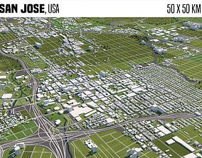 3D San Jose