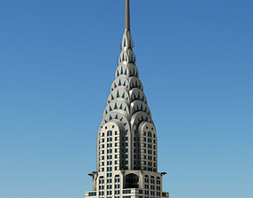 3D Chrysler Building