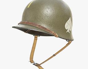3D model Combat Helmet USII