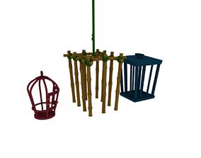 Bambu cage 3D
