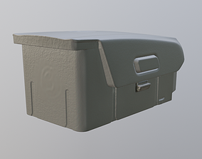 Battery for Drone Mavic Air 2 from DJI 3D model