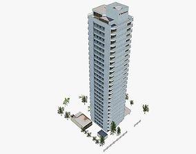 Chelsea Apartments 3D model
