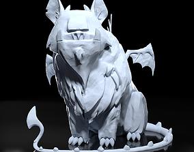 Gargoyle patreon 3D printable model