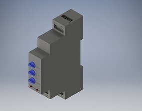 Phase control relay RKN-1-2 3D
