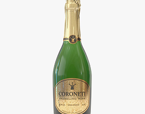 No-name Coroneti Bottle 3D