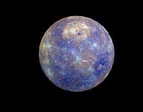 3D model planet