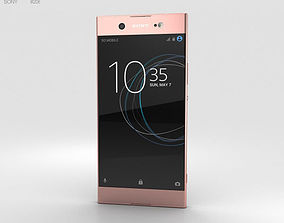 Sony Xperia XA1 Ultra Pink 3D smartphone