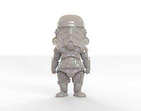 3D print model Cute Stormtrooper