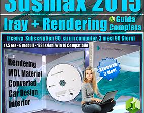 Iray piu 3ds max 2015 Rendering Guida Completa 3
