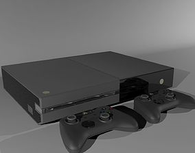 3D model realtime XBOX ONE