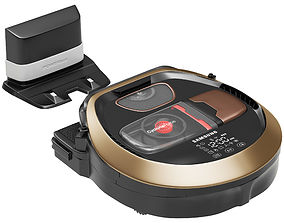 3D Samsung VR7070 POWERbot