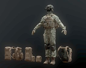 SOLDIER complete Pack 3D