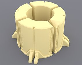 3D print model Necron generator Warhammer 40000
