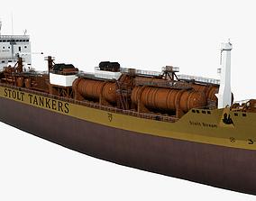 Tanker Stolt Stream 3D model